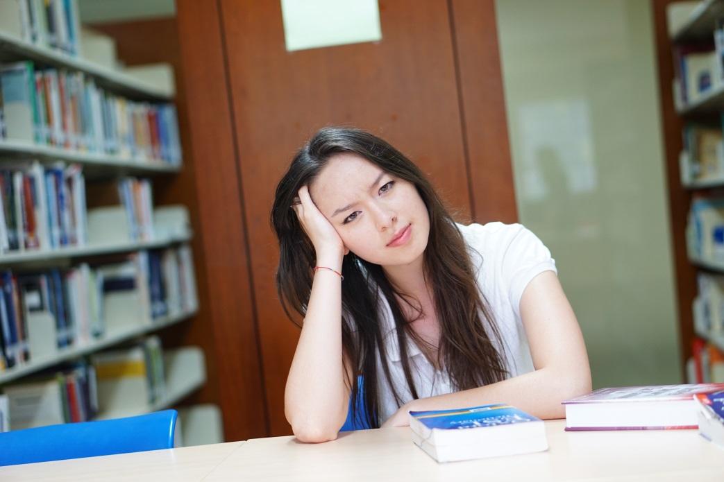 chán nản khi học tiếng anh