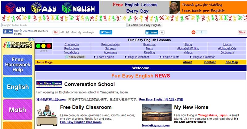 Fun Easy English