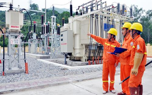 Tiếng Anh ngành điện
