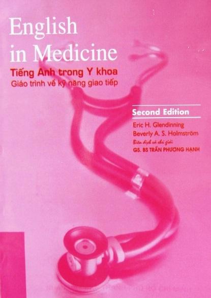 Tiếng Anh trong y khoa