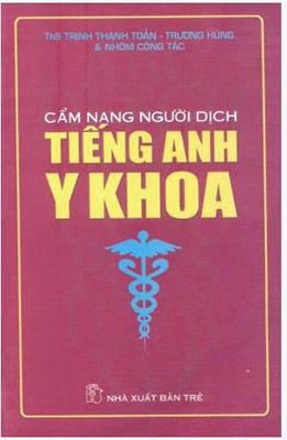 Cẩm nang người dịch tiếng Anh y khoa